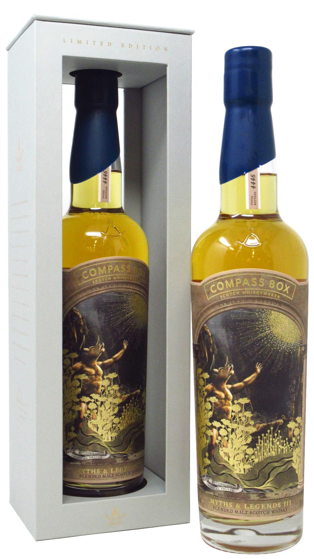 Compass Box - Myths & Legends III - Limited Edition