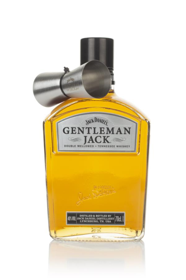 Gentleman Jack with Jigger Tennessee Whiskey