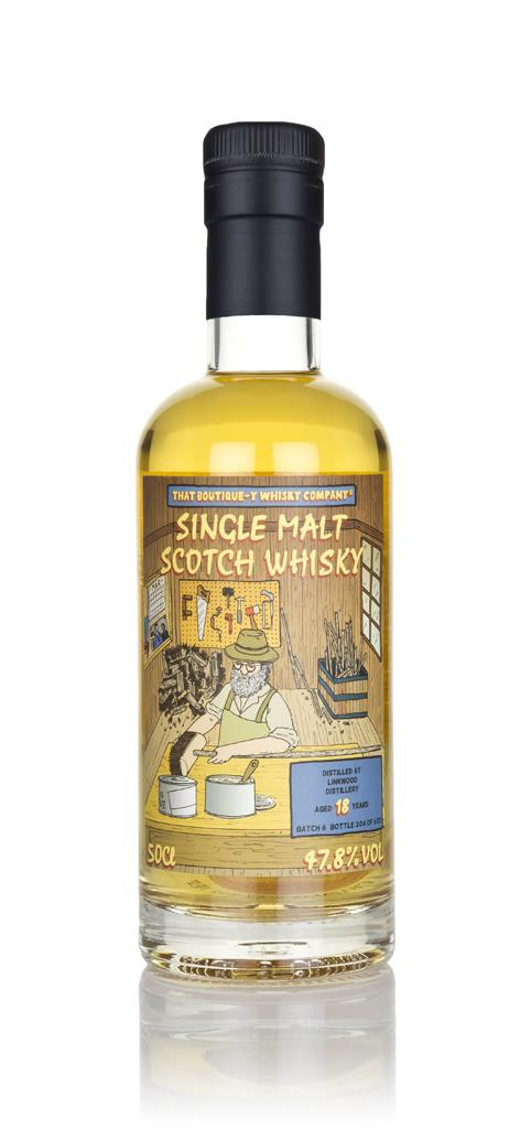 Linkwood 18 Year Old (That Boutique-y Whisky Company) Single Malt Whisky